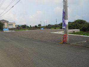 富士ベリーファーム-のお客様駐車場